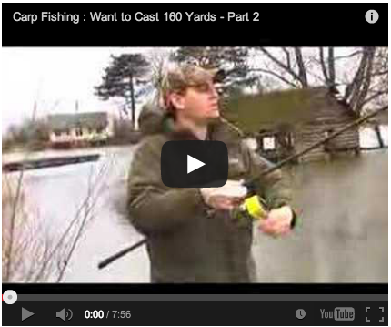 Want to cast 160 yards? We'll show you how! Part 2   Angling
