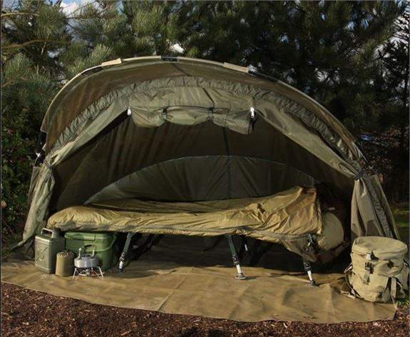 Carp fishing tackle what bivvy options do i have for Wrap fishing system