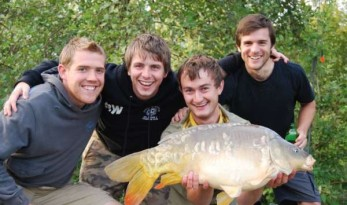 ANOTHER FANTASTIC CARP SESSION ON ALDER