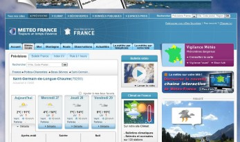FRENCH WEATHER FORECASTS FOR CARP ANGLERS