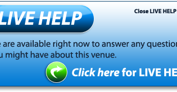 Live Help Facility on Angling Lines website