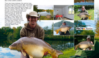 WIN A CARP FISHING HOLIDAY IN FRANCE AT ALDER