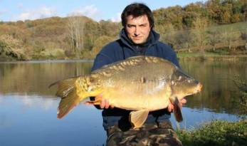 mas bas french carp stocked