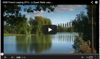 CARP FISHING SESSION IN FRANCE AT MALVOISINE