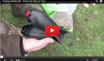 CARP TACTICS AND WATERCRAFT – BRING THE CARP TO YOU