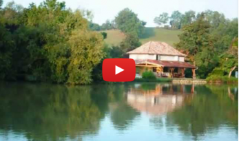 MAS BAS CARP LAKE – A VIDEO TOUR OF LAKE HOUSE