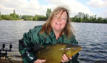 World Record Tench Laroussi France Angling Lines