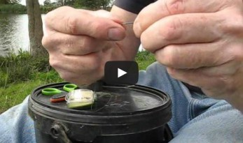 the blowback rig how to carp fishing