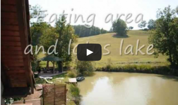VIDEO OF WILLOW COTTAGE & LOTUS LAKE AT MAS BAS