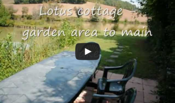 MAS BAS CARP LAKE – VIDEO OF LOTUS COTTAGE