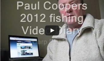 PREPARING FOR A 2012 CARP SESSION – VIDEO DIARY (PT 1)