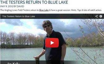 THE TESTERS RETURN TO BLUE LAKE