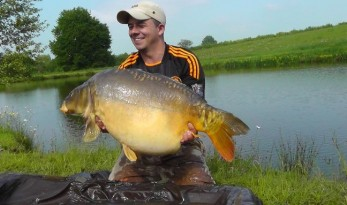 Notaires carp fishing