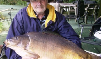 Facilities for disabled carp anglers
