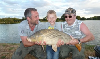 Vincon Carp Fishing France