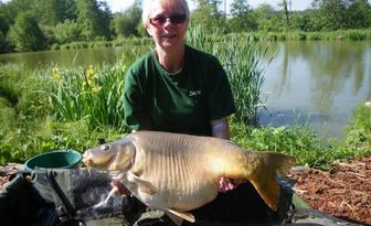 CARP LAKE RECORD TUMBLES AGAIN AT BLETIERE