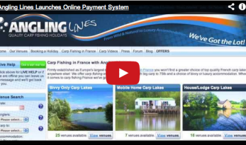 Angling Lines ONline Payment System