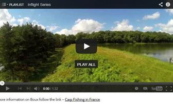 Carp fishing video From Boux