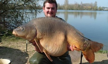 big carp fishing holidays