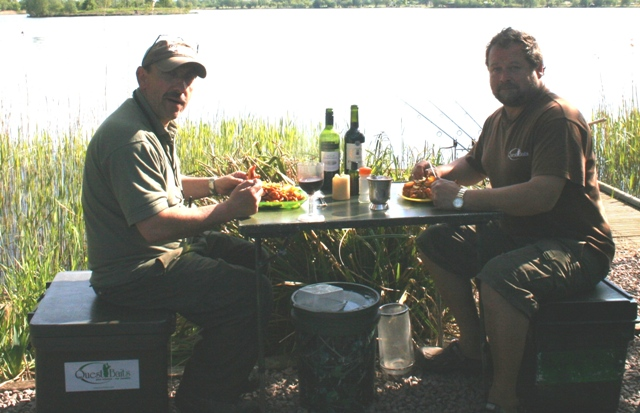 french carp fishing equipment and tips