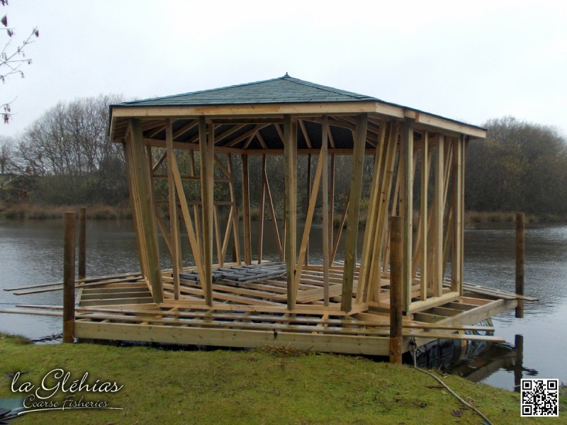 carp fishing with accommodation blog