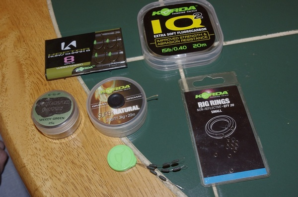 combi-rig carp fishing rig blog