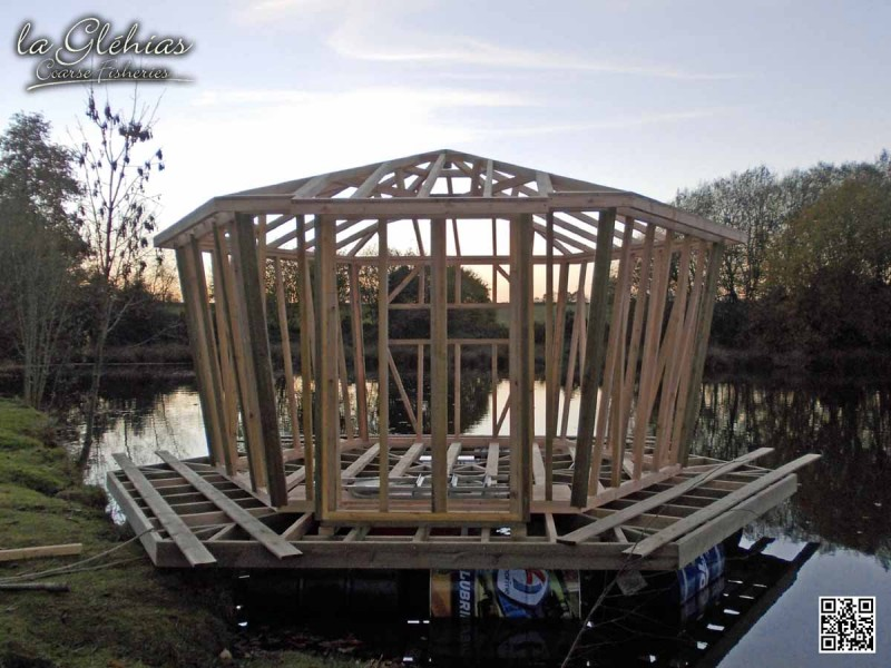 Glehias French Carp Fishing Cabin Blog