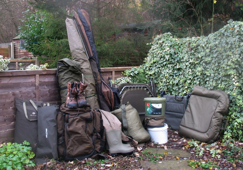 what to take carp fishing blog