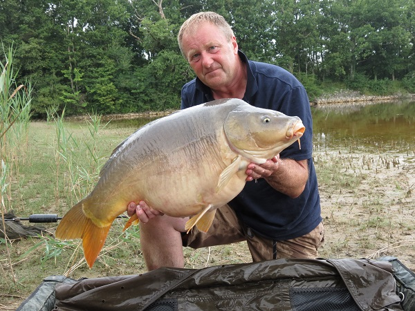 Nautica French Carp Fishing