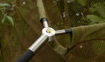 CARP FISHING TACKLE LANDING NET