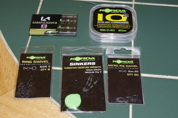 d-rig carp fishing rigs blog