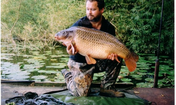 carp fishing re casting your rods