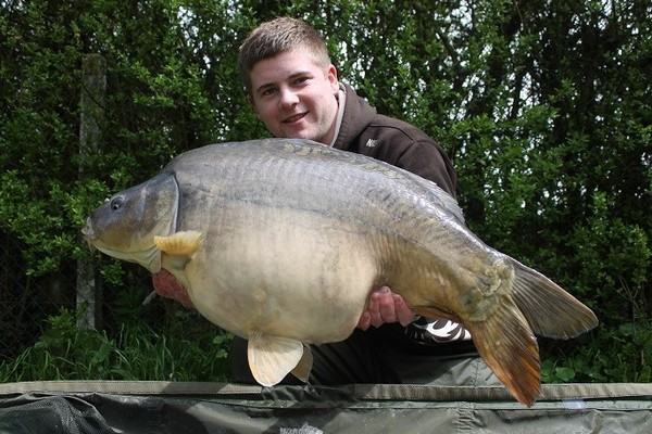 Molyneux French Carp Lakes