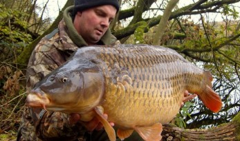 Interview with Carp Fishing angler Nick Burrage