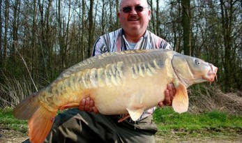 Carp Fishing France at Jonchery #7