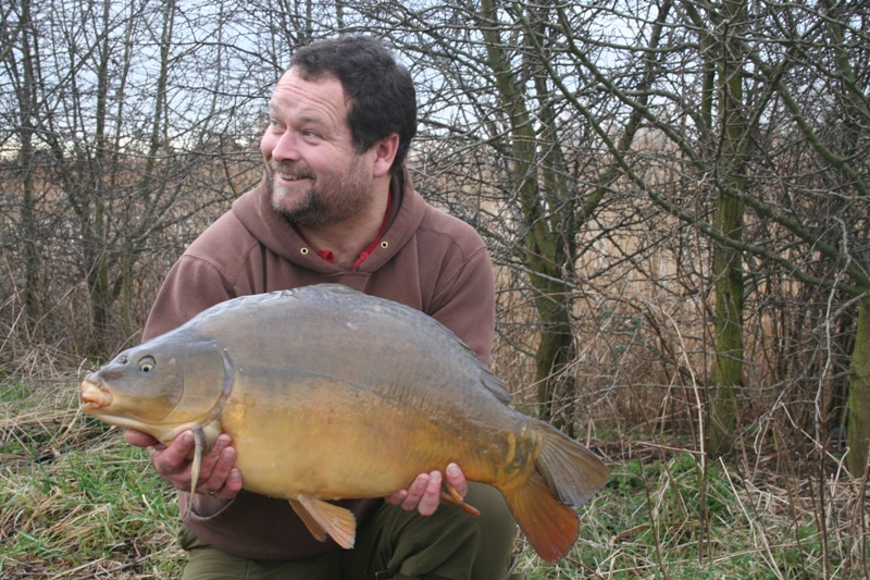 carp fishing tips in cold weather