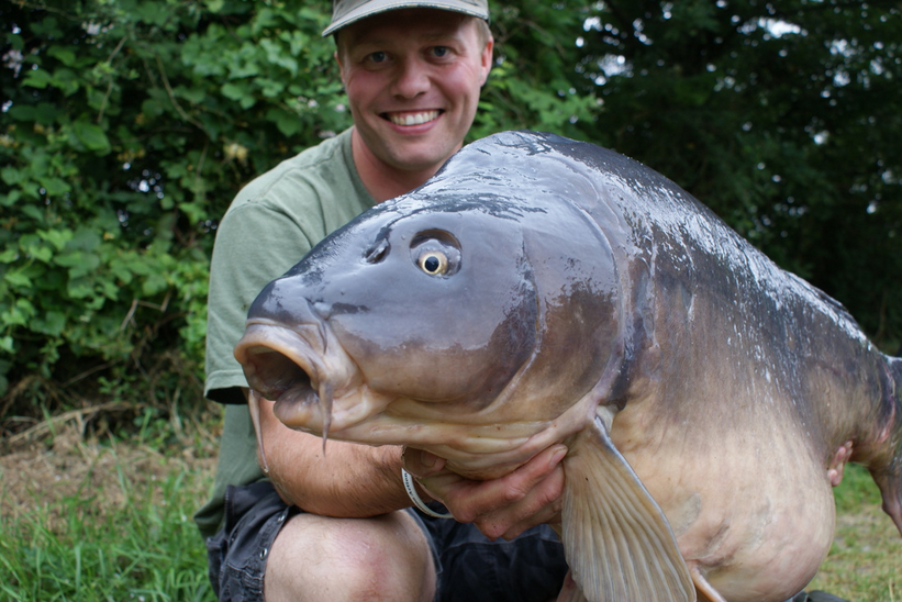 Carp Fishing Interview with Carl Sharp