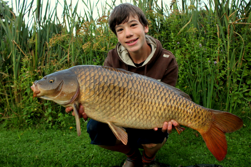 Carp Fishing Interview with Carl and Alex