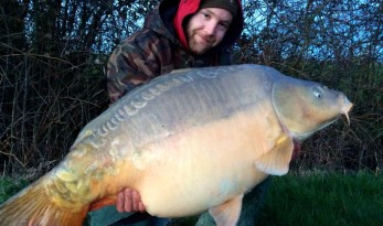 the history behind villefonds latest 50lb carp