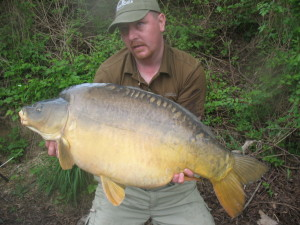 french carp fishing lakes