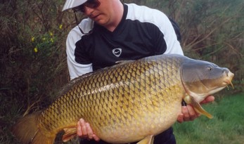 carp fishing with shelf life boilies