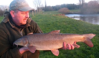 Barbel Fishing Diary