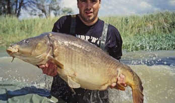 big carp fishing interview with eik weis