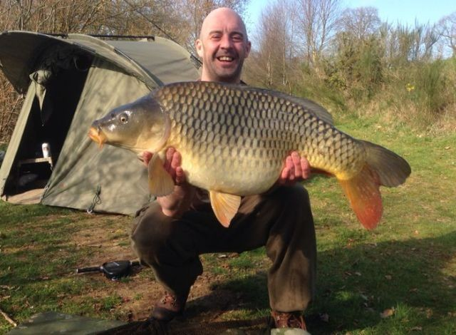watersmeet family friendly carp fishing holidays