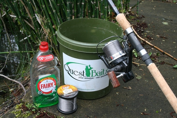 How to re spool your reels - carp fishing