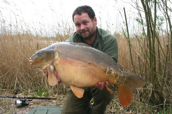 How best to fish for carp  in Spring