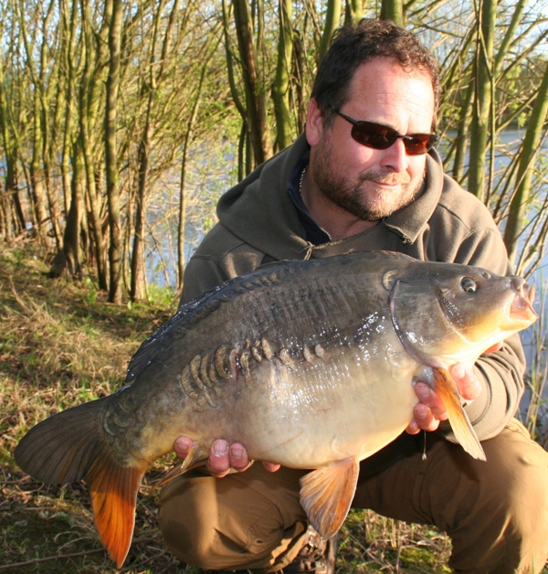 Carp fishing in Spring tips and tactics