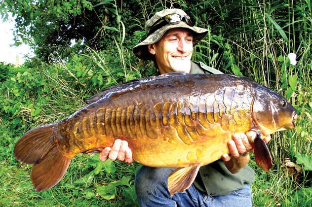 steve whitby carp angler interview