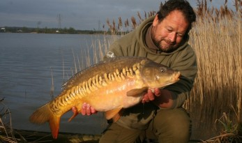 Spring baiting for carp fishing
