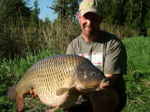 Carp Fishing Spencer Wright interview